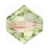 Swarovski Bead 5328 Bicone 6mm Luminous Green Crystal